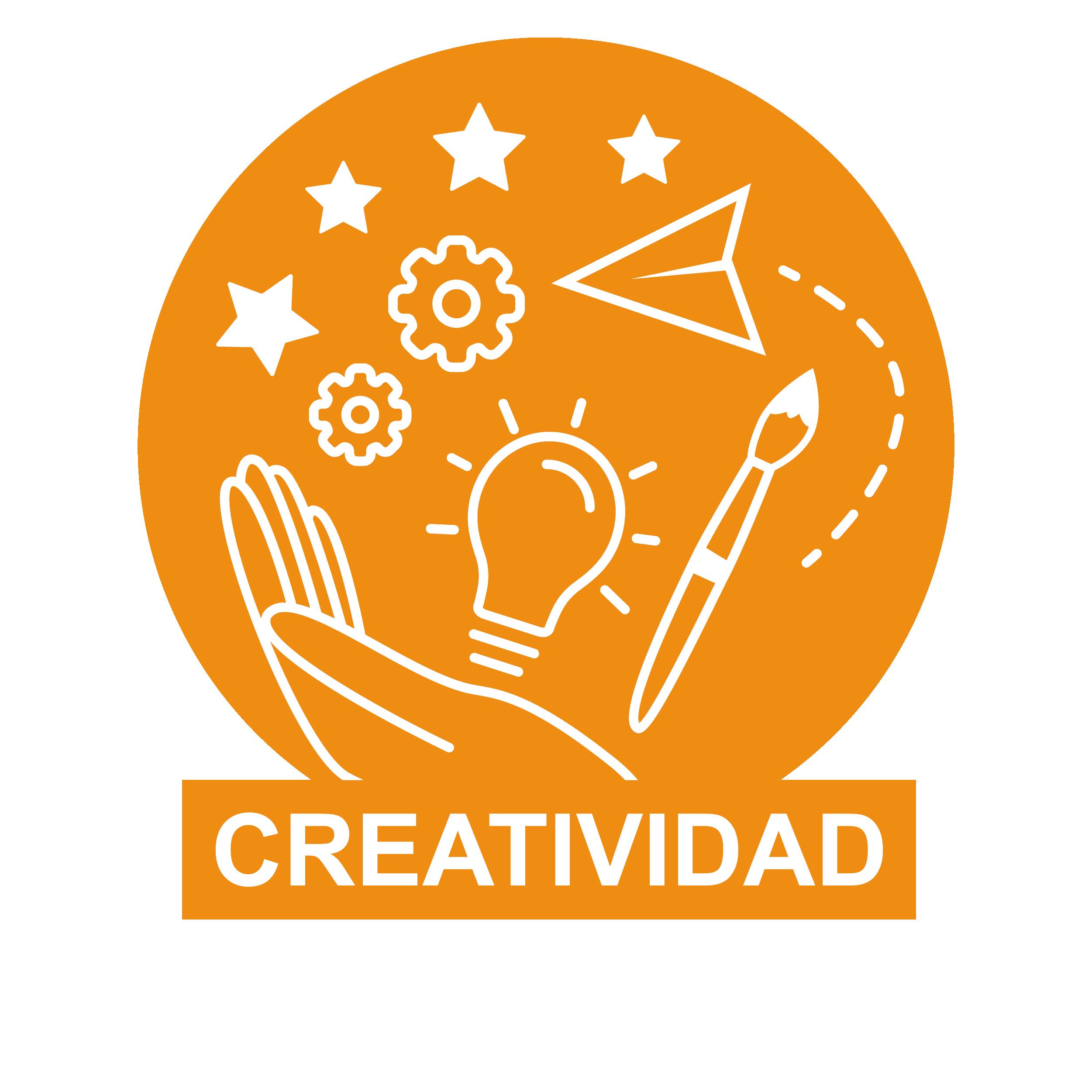 Inteligencia creativa despierta grupal