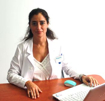 Directora del Programa Despierta. psicóloga especializada en Altas Capacidades