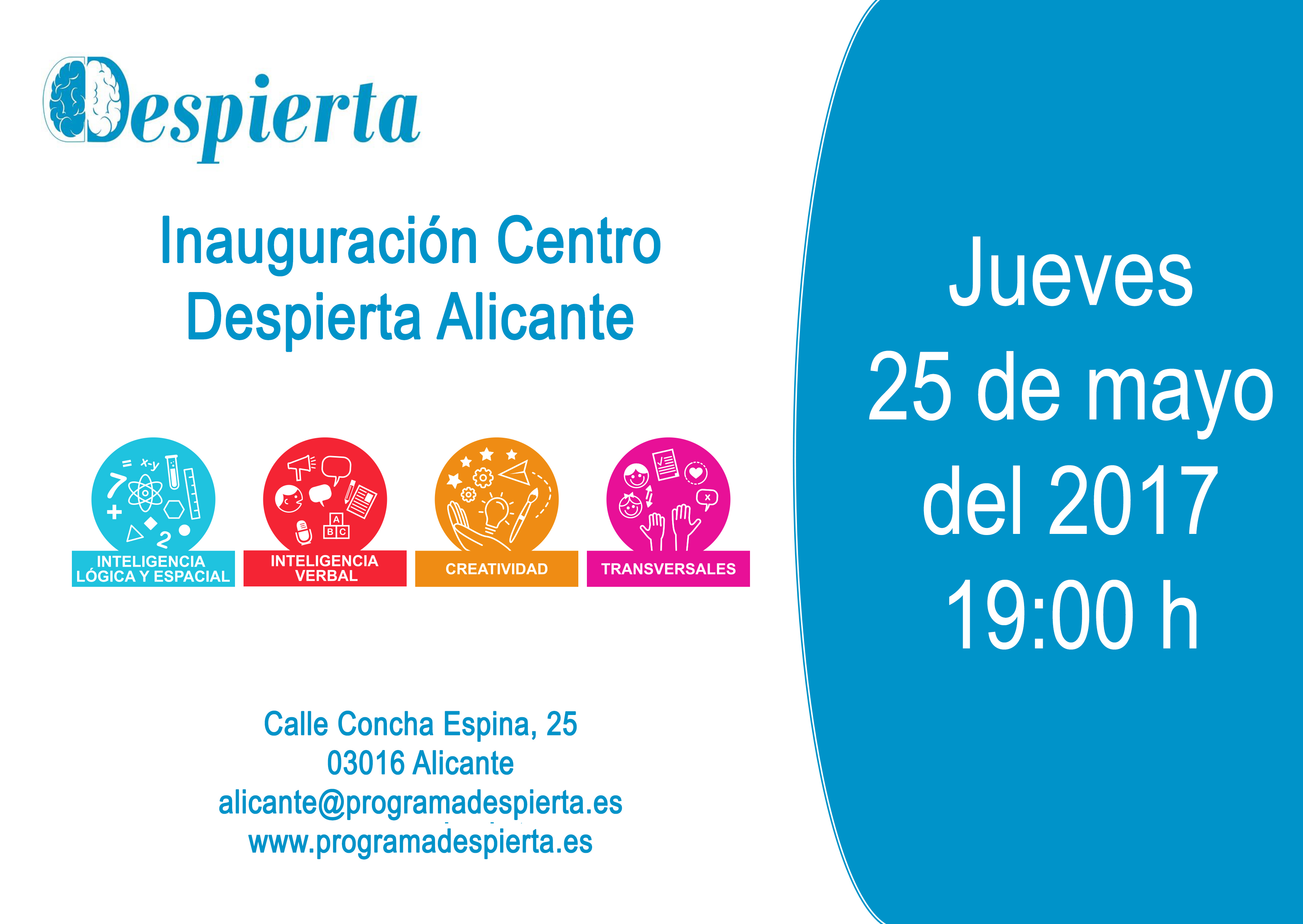 Altas capacidades Alicante