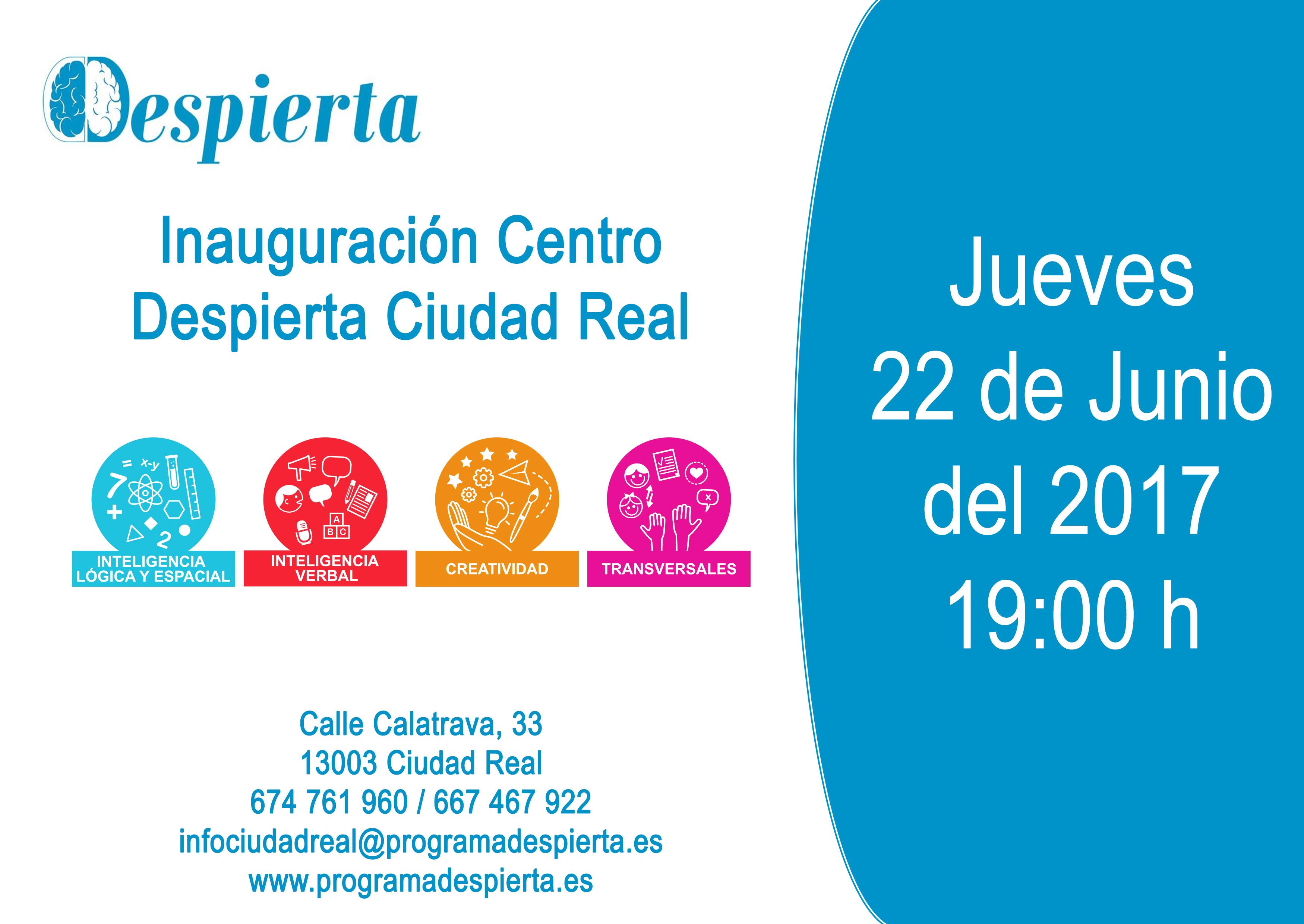 Altas capacidades Ciudad Real