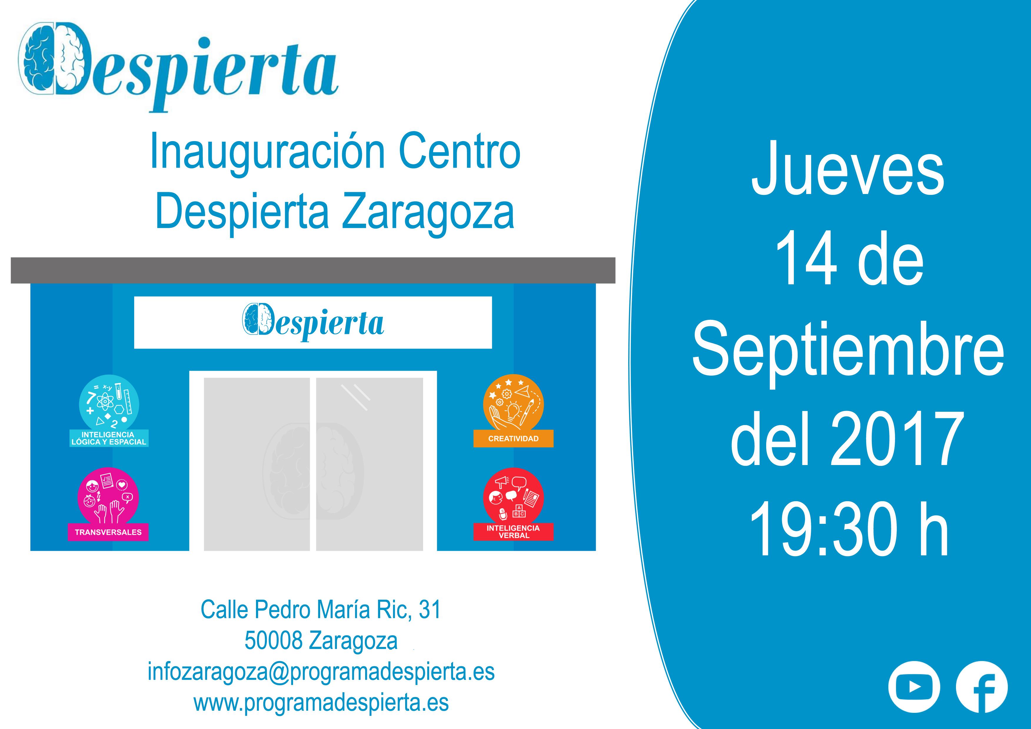 Altas capacidades Zaragoza